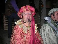L'arrivo dei Re Magi - 6 gennaio 2011  - Guarrato (909 clic)