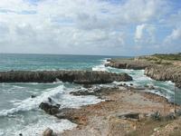 mare in tempesta all'Isulidda - 26 settembre 2010  - Macari (2723 clic)