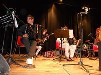 Fisorchestra LIBERTANGO - Teatro Cielo d'Alcamo - concerto - il bravissimo Pietro Adragna di Valderice (TP) - 19 dicembre 2009   - Alcamo (2363 clic)