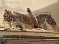 l'aquila, stemma di Alcamo - corso VI Aprile, Porta Palermo - 15 maggio 2011 ALCAMO LIDIA NAVARRA