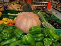 peperoni, zucca, nelanzane, zucchine e patate - 8 luglio 2011  - Alcamo (982 clic)