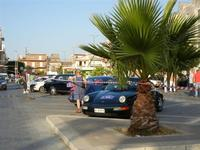 6ª NOTTURNA DI MEZZ'ESTATE - auto posteggiate in Piazza della Repubblica - 9 luglio 2011  - Alcamo (1100 clic)