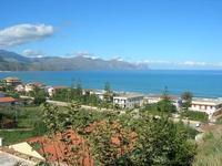 Zona Plaja - panorama del Golfo di Castellammare - 2 novembre 2010  - Alcamo marina (1117 clic)