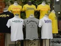 magliette siciliane in Via Savoia - 19 luglio 2011  - San vito lo capo (3258 clic)