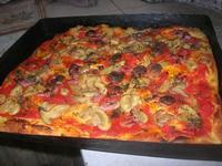 la pizza è cotta - 25 aprile 2010.  - Castellammare del golfo (3457 clic)