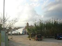 Saline Infersa - Mulino del Sale - imbardadero per l'Isola di Mozia - 7 novembre 2010  - Marsala (1097 clic)