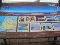 Capo Lilybeo (o Capo Boeo) - cartello turistico - 23 gennaio 2011  - Marsala (1096 clic)