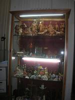 mini presepi, pastori ed oggetti sacri - 4 dicembre 2010  - Caltagirone (1955 clic)