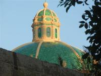 cupola del Santuario Maria SS. Addolorata - 20 novembre 2011  - Marsala (470 clic)