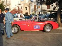 6ª NOTTURNA DI MEZZ'ESTATE - auto posteggiate in Piazza della Repubblica - 9 luglio 2011  - Alcamo (1153 clic)