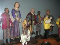 Museo Internazionale del Presepe - Collezione Luigi Colaleo - 5 dicembre 2010  - Caltagirone (1430 clic)