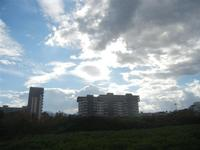 palazzi e nuvole - 4 dicembre 2011 PALERMO LIDIA NAVARRA