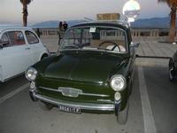 Raduno e sfilata auto d'epoca Fiat 500 - Associazione Amici della Cinquina - Piazza Bagolino - 18 giugno 2011  - Alcamo (936 clic)