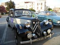 6ª NOTTURNA DI MEZZ'ESTATE - auto posteggiate in Piazza della Repubblica - 9 luglio 2011  - Alcamo (993 clic)