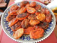 i pomodori secchi ripieni di Miriam - 28 agosto 2011  - Alcamo marina (968 clic)