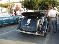 6ª NOTTURNA DI MEZZ'ESTATE - auto posteggiate in Piazza della Repubblica - 9 luglio 2011  - Alcamo (938 clic)