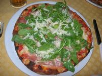 Pizza Rucoliana - La Lanterna - 5 gennaio 2011  - Alcamo marina (2471 clic)