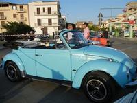 6ª NOTTURNA DI MEZZ'ESTATE - auto posteggiate in Piazza della Repubblica - 9 luglio 2011  - Alcamo (1001 clic)