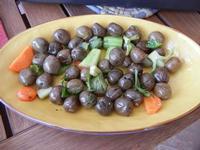 olive nere condite - 28 agosto 2011  - Alcamo marina (1067 clic)