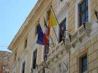 Palazzo Pretorio o Palazzo delle Aquile, sede del Comune di Palermo - 8 agosto 2011 PALERMO LIDIA NA