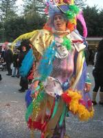 111ª edizione del Carnevale di Sciacca - sfilata corteo mascherato e dei gruppi dei carri allegorici - 6 marzo 2011  - Sciacca (1374 clic)