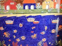 pannello di Nino Parrucca a casa di Miriam - 22 maggio 2011  - Bagheria (1073 clic)