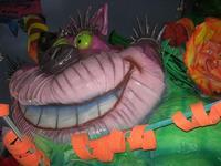 Carnevale - sfilata carri allegorici - 8 marzo 2011  - Cinisi (1684 clic)