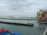 porto e Castello a Mare - 16 ottobre 2010  - Castellammare del golfo (1137 clic)