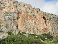free climbing - falesia all'Isulidda - 1 maggio 2011  - Macari (1659 clic)