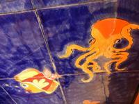 pannello di Nino Parrucca a casa di Miriam - particolare - 22 maggio 2011  - Bagheria (1296 clic)