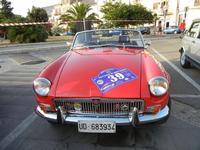 6ª NOTTURNA DI MEZZ'ESTATE - auto posteggiate in Piazza della Repubblica - 9 luglio 2011  - Alcamo (1102 clic)