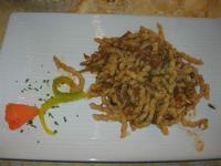 busiate con le sarde - La Cambusa - 20 marzo 2011  - Castellammare del golfo (1354 clic)