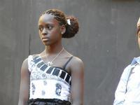 Spettacolo multietnico UNA SOLA FAMIGLIA UMANA nel cortile del Collegio dei Gesuiti - 19 giugno 2011  - Sciacca (1152 clic)