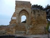 Piazza Mokarta - Porta del Castello Normanno - 25 aprile 2011  - Mazara del vallo (795 clic)
