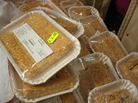visita all'Apicoltura Cannizzaro - prodotti biologici - cubbaita - 5 dicembre 2010  - Grammichele (3303 clic)