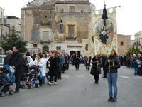 Processione del Venerdì Santo - 22 aprile 2011  - Alcamo (1029 clic)