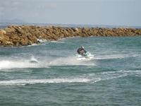 moto d'acqua - 23 ottobre 2011  - Marinella di selinunte (1169 clic)