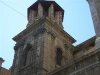 Piazza Pretoria - campanile della Chiesa di San Giuseppe dei Teatini - 8 agosto 2011 PALERMO LIDIA N