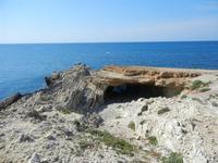 Grotta Perciata - 8 maggio 2011  - Terrasini (1805 clic)