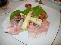 antipasto salumi e formaggio - Busith - 25 aprile 2011   - Buseto palizzolo (1141 clic)