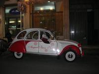 Volkswagen Maggiolino e Babbo Natale - 4 dicembre 2010  - Caltagirone (2494 clic)