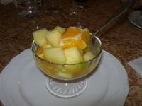 macedonia di frutta - Due Palme - 9 gennaio 2011  - Santa ninfa (1536 clic)