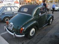 Raduno e sfilata auto d'epoca Fiat 500 - Associazione Amici della Cinquina - Piazza Bagolino - 18 giugno 2011  - Alcamo (1154 clic)