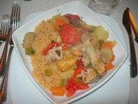 cous cous  di carne e verdure - Busith - 27 marzo 2011  - Buseto palizzolo (1407 clic)
