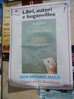 locandina libri, autori e buganvillee - 2 agosto 2011  - San vito lo capo (683 clic)