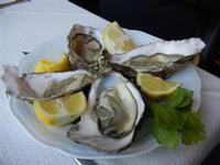 ostriche - La Cambusa - 24 aprile 2011  - Castellammare del golfo (1395 clic)