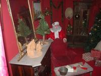 la casa di Babbo Natale - 4 dicembre 2010 CALTAGIRONE LIDIA NAVARRA