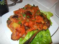 antipasto rustico: caponata di melanzane - Busith - 31 ottobre 2011  - Buseto palizzolo (944 clic)