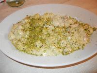 gnocchi al pistacchio e speck - Busith - 25 aprile 2011   - Buseto palizzolo (1659 clic)