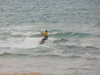 Zona Canalotto - kitesurf - 28 settembre 2011  - Alcamo marina (1148 clic)